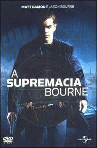 DVD - A Supremacia Bourne
