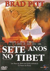 DVD - Sete Anos No Tibet