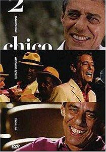 DVD - Chico Buarque Vol. 2 (box) - Estação Derradeira/ Bastidores / Anos Dourados