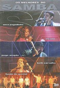 DVD - Os Melhores do Samba 2