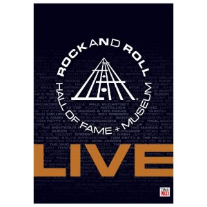 Rock And Roll Hall Of Fame + Museum Live ( 4 DVDs )