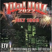 Various - Etv Vital Hitz 2022 - July 1999