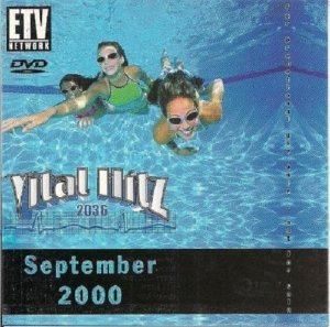 Various - Etv Vital Hitz 2036 - September 2000