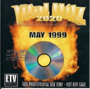 Various - Etv Vital Hitz 2020 - May 1999