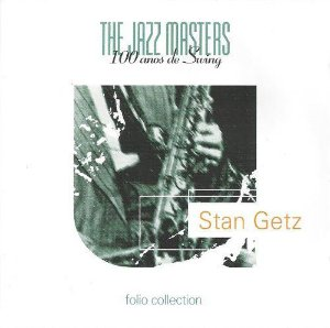 CD - Stan Getz ‎– The Jazz Masters - 100 Años De Swing