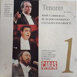 CD - Various - Tenores ao vivo - Volume 1