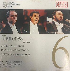 CD - Various - Tenores ao vivo - Volume 6