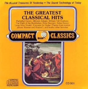 CD - Various - The Greatest Classical Hits