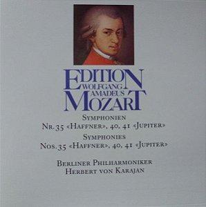 Mozart – Symphonien - Symphonies - Disc 5