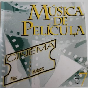 CD - Various - Música de Peíicula - CD7 - Cinema