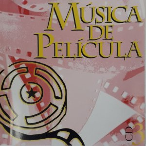 CD - Various - Música de Película - CD3 - IMP