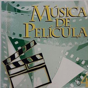 CD - Various - Música de Película - CD4 -  IMP