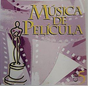 CD - Various - Música de Película - CD5 - IMP