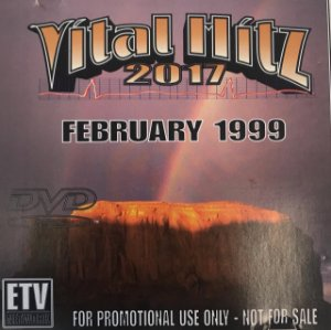 Various - Etv Vital Hitz - February 1999
