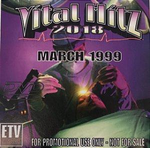 DVD - Etv Vital Hitz 2018 - March 1999 (Vários Artistas)