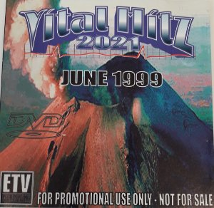 Various - Etv Vital Hitz 2021 - June 1999