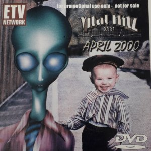 DVD - Vital Hitz 2031 - April 2000 (Vários Artistas)