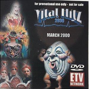 DVD - Etv Vital Hitz 2030 - March 2000 (Vários Artistas)