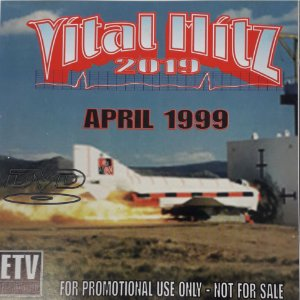 Various - Etv Vital Hitz 2019 - April 1999