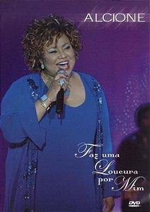 DVD - Alcione - Faz Uma Pessoa Por Mim - Ao Vivo
