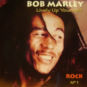 CD - Bob Marley – Lively Up Yourself (Rcok n.1)