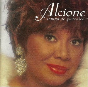 CD - Alcione ‎– Tempo De Guarnicê