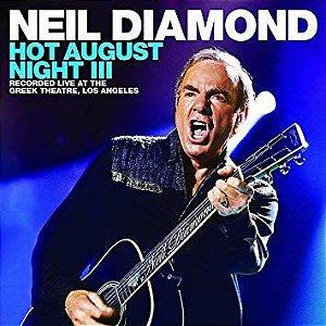 DVD - Neil Diamond – Hot August Night III  2 Cds + 1 Dvd (Digipack)