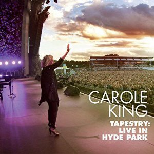 CD + DVD - Carole King ‎– Tapestry: Live In Hyde Park - IMP
