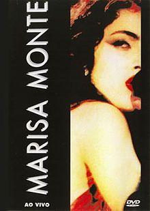 DVD - Marisa Monte - Ao Vivo