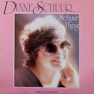 CD  - Diane Schuur – Schuur Thing - IMP