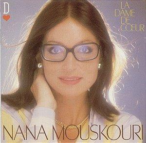 CD -  Nana Mouskouri – La Dame De Cœur - IMP