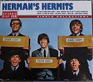 CD - Herman's Hermits ‎– Single Collection . IMP