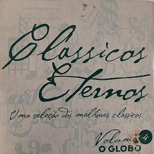 Various - coleção clássicos eternos - Uma Seleção Dos Melhores Clássicos - vol. 4  (Digipack)