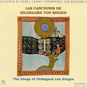 CD - Las Canciones de Hildegard Von Bingen (Vários Artistas)