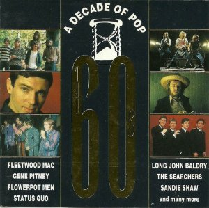 Various – A Decade Of Pop - The 60's