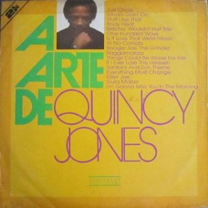 CD - Quincy Jones - A Arte de Quincy Jones