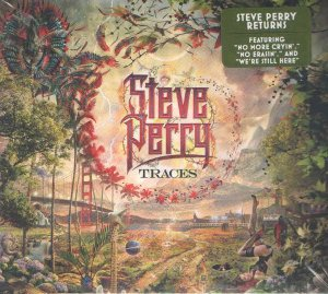 Steve Perry ‎– Traces  (Digipack)