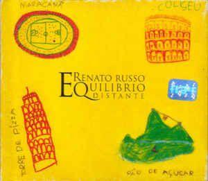 CD - Renato Russo – Equilíbrio Distante