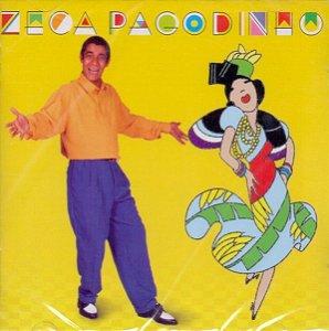 CD - Zeca Pagodinho – Hoje É Dia De Festa