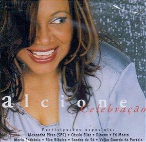 CD - Alcione – Celebração