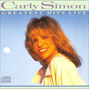 Carly Simon ‎– Greatest Hits Live