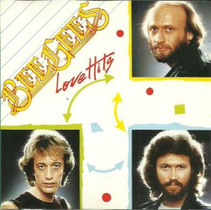 CD - Bee Gees - Love Hits