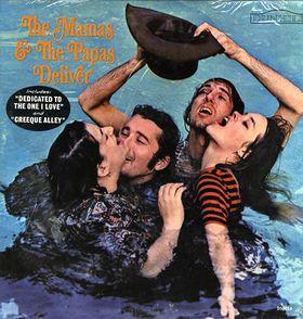 CD - The Mamas & The Papas – The Mamas & The Papas Deliver - IMP