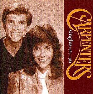 CD - Carpenters – Singles 1969-1981