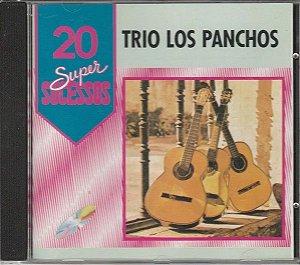 CD - Trio Los Panchos – 20 Super Sucessos