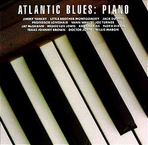 CD - Various – Atlantic Blues: Piano