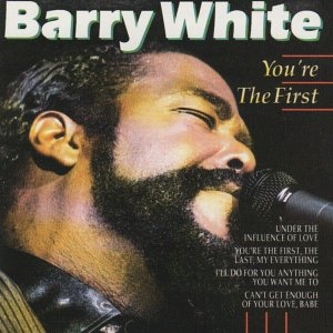 CD - Barry White - You're The First