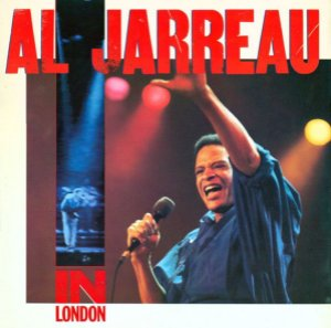 CD - Al Jarreau ‎– In London