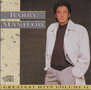 CD - Barry Manilow ‎– Greatest Hits Volume II - IMP