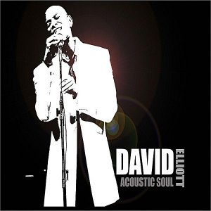 CD - David Elliott ‎– Acoustic Soul (Digipack)